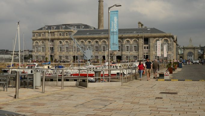River Cottage Cafe & Deli in Royal William Yard